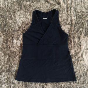 Lululemon Deep V Tank too shirt sz 4